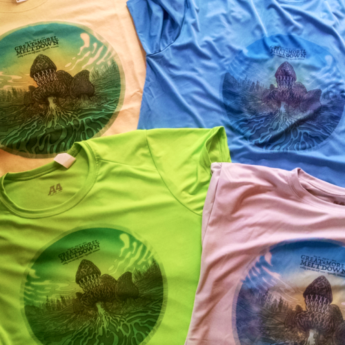 digital printing shirts
