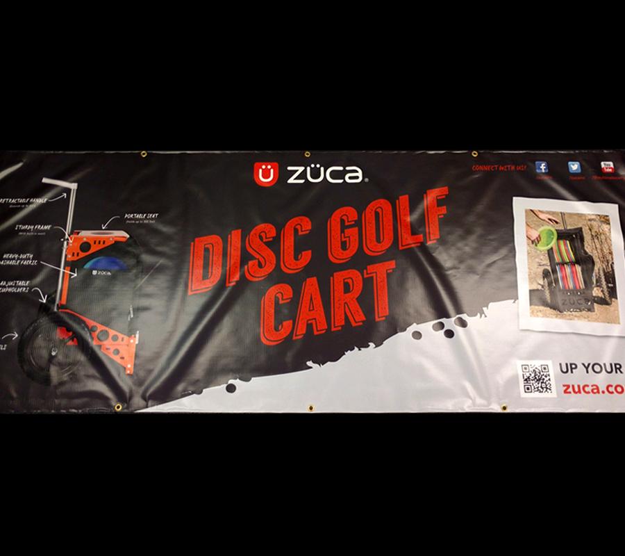 large format banner